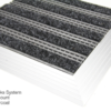Gray/Charcoal Surface Mount Design Links System