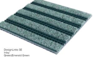 Green DesignLinks System in Emerald Green