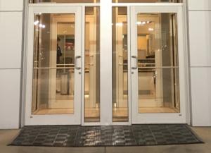 CrossPath Entry Way Door Mat
