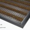 Brown DesignPro VR Loose Lay Floor Mat